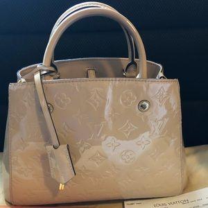 100% authentic Louis Vuitton dune montaign BB